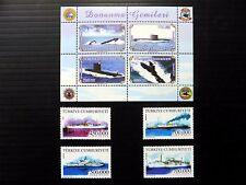 TURKEY 2002/4 Ship & Submarines U/M NB1116