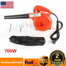 Electric Handheld Mini Air Blower Vacuum Pro Compact Dust Cleaner 700W USA SALE