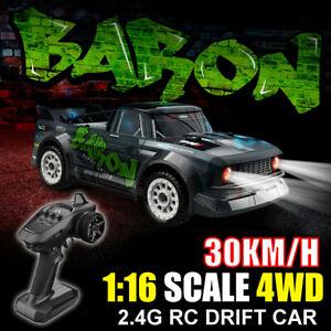 1:16 RC Racing sg 1603 Drift Car 30KM/H High Speed Car Truck Vehicles Model Gift