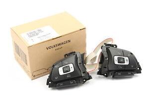 Original VW Buttons Set 5G0959442J Icx