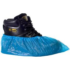 Disposable Plastic Overshoes Shoes Carpet Covers Shoe Protector Pack Of 400