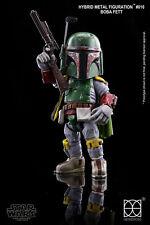 86hero Herocross ~ HMF #016 Star Wars Boba Fett Figure