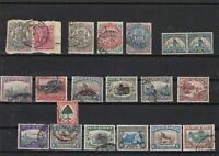 south africa used  stamps ref 12716
