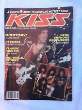 Creem Collectors Series Magazine, KISS Special 1987 W/ Poster