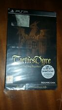 jeu PSP PLAYSTATION TACTICS OGRE NEUF NEW