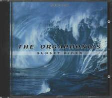 Orgaphonics Sunset Rider CD (MOD/NEO SIXTIES) (EASTER SALE 2020)