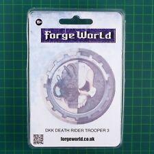 Death Korps of War Rider #3 Forge World 40K