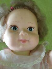 """Remco vintage Look N Love 14"""" doll 1978"""