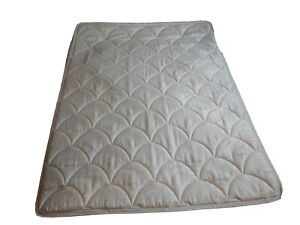 """Sleep Number Queen 4000 Pillow Top Zippered Top & Bottom Outer Covers """"USED"""""""