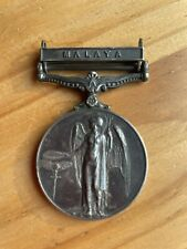 More details for raf service medal malaya