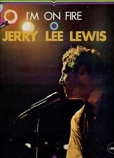 JERRY LEE LEWIS I'm on fire	rock special edition UK 1969 EX LP