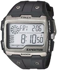 Timex Expedition Grid Shock Watch with Black Resin Strap   TW4B02500  LAST FEW