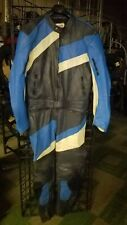 Motoport Road or Race 2 piece leather suite akito line Olympic rs uro 62 gb52 u