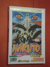 NARUTO GOLD- deluxe- N°47 - DI:MASASHI KISHIMOTO- MANGA PANINI-esaurito