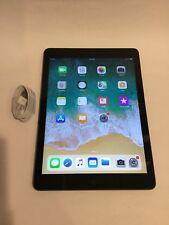 Apple iPad Air 1st Gen. 64GB, Wi-Fi + Cellular (Unlocked), 9.7in - Space Gray
