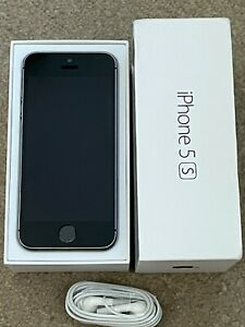 APPLE IPHONE 5S 16GB SPACE GREY WAS ON EE