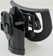 New! Blackhawk SERPA CQC Walther P99 Matte Black Right Belt Holster #410524BK-R