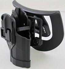 New! Blackhawk SERPA CQC Walther P99 Matte Black Right Belt Holster #410524BK-R