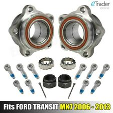 For Ford Transit MK7 Front Wheel Bearings Hub Kit Bearings X2 (PAIR) 2006-2013