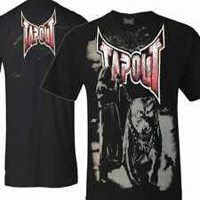 Tapout Cotton Short Sleeve T-Shirts for Men