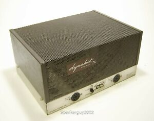 Vintage Dynaco Stereo 70 / ST70 Stereo Tube Amplifier (No Tubes)  -- KT2