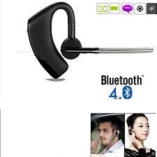 Universal Bluetooth Stereo Wireless Sport Headset Earpiece Mic Voice Command US