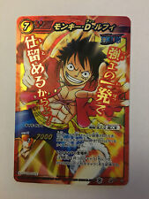 """One Piece Miracle Battle Carddass Promo OP 46 Version """"Not For Sale"""" -"""