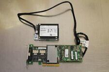 LSI RAID-Controller MR SAS 9265-8i 8-CH 1GB SAS 6G PCIe x8 L3-25366-10G W/ Batte