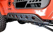 Extreme Rock Crawler Side Armor Rocker Slider Guard for 97-06 Jeep Wrangler TJ
