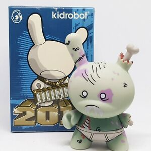 """DUNNY 2011 SERIES  HUCK GEE -  ZOMBIE 3""""   CHASE KIDROBOT JANKY"""