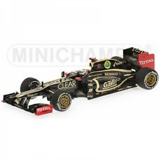 MINICHAMPS Lotus F1 Team RENAULT E20 Abu Dhabi Win 2012 Kimi Raikkonen 410120209