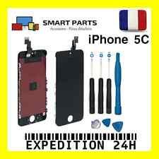 VITRE TACTILE IPHONE 5C+ ECRAN LCD SUR CHASSIS + OUTILS