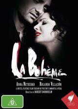 La Boheme -PUCCINI GENUINE AUST RELEASE R4 DVD RARE NEW/SEALED ITALIAN / ENGLISH