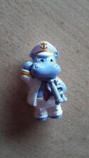 Ü-Ei Figur Kapt`n Happy Hippo - Die Happy Hippos auf dem Traumschiff - 1992
