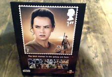 STAR WARS THE FORCE AWAKENS ROYAL MAIL UK PROMO STANDEE 2015 NEW Daisy Ridley