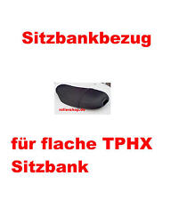 Sitzbank-Bezug für Gilera , Piaggio neuer TPH X, XR, Handgenäht in Deutschland