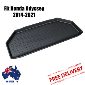 Perfect Fit Honda Odyssey 2014-2021 Heavy Duty Cargo Mat Boot Liner Luggage Tray