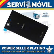 Tapa Trasera Bateria Negra para  Sony Xperia Z3 Compact D5803 D5833 Negro mini