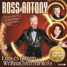 Ross Antony - Lass es glitzern - Weihnachten mit Ross   (Neu 2020)  CD NEU OVP