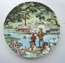 Avon American Portraits Collector Plate, New In Box, The South