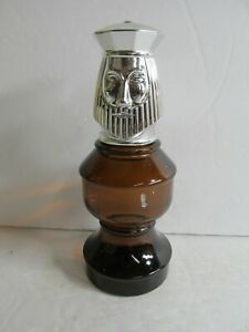 Avon Chess Piece The King Oland  Aftershave 3oz Full Bottle No Box 0722b