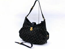 LOUIS VUITTON MONOGRAM DENIM SLIGHTLY BLACK M95835 SHOULDER BAG USED