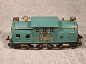 Lionel #10E Standard Gauge Electric Locomotive - original paint