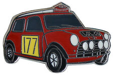Mini Monte Carlo 177 car shape lapel pin