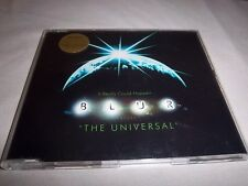 BLUR-UNIVERSAL 3 TRACKS-PARLOPHONE 8 82554 2 UK MINT CD