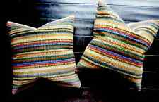 Set of 2 Throw Pillow Cushion Covers
