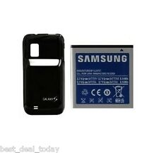 OEM Samsung Extended Battery And Door For Fascinate SCH-I500 Verizon 2200MAH