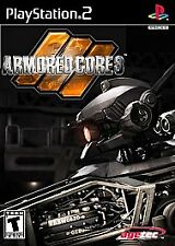 BRAND NEW SEALED PS2 -- Armored Core 3 (Sony PlayStation 2, 2002)