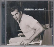 CARMAN Heart of A Champion Collection of 30 Greatest Hits [HDCD] Sparrow 2 CD