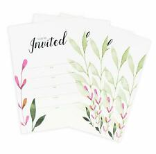 Cavepop Invitations Card for Birthday, Bridal and Baby Shower - 25 Assortment